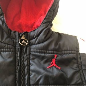 d5b92bd6a34e2e Jordan Jackets   Coats - 18M Air Jordan ~ Zip Down Winter Coat